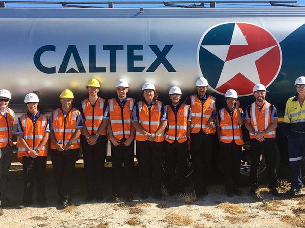 Centralian Senior at Caltex Adelaide