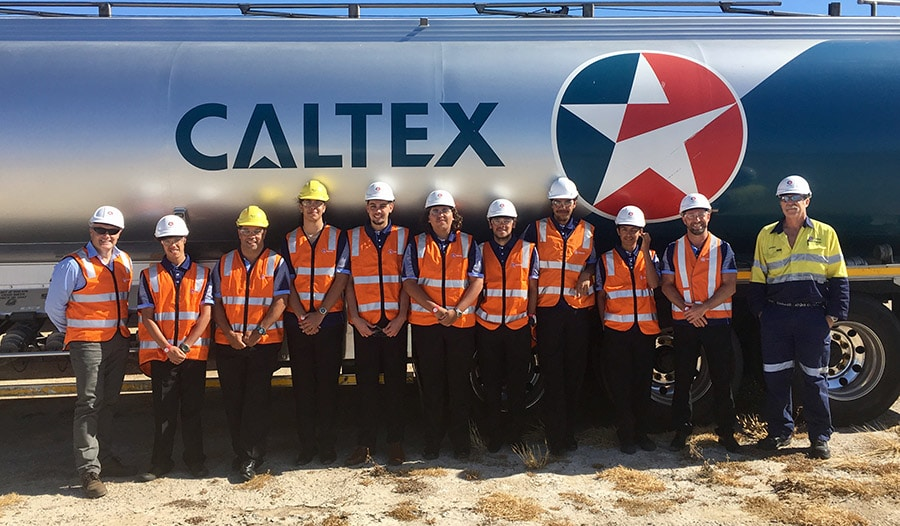 Centralian Senior at Caltex Adelaide