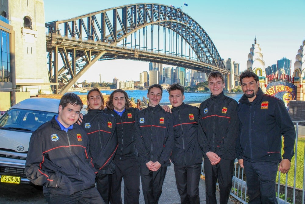 Boys Descend on Sydney for the 8th Annual Ross Kelly Cup