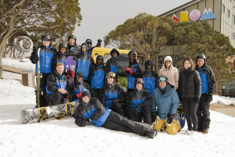 Yirrkala and Yarrabah Hit the Slopes Thanks to BOQ